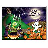 Halloween Insta Mural 5' x 6'