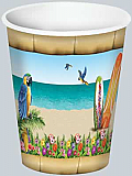Paradise Beverage Cups
