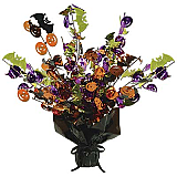 Halloween Gleam 'N Burst Centerpiece 15""