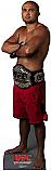 BJ Penn - UFC Cardboard Cutout Standup Prop