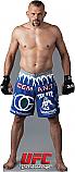 Chuck Liddell - UFC Cardboard Cutout Standup Prop
