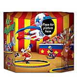 """Circus Photo Prop 3' 1"""" x 25"""""""