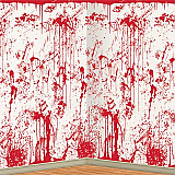 Bloody Wall Backdrop 4' x 30'