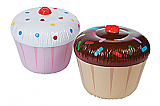 "Inflatable 18"" Cupcakes"