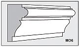 M06 - Architectural Foam Shape - Molding
