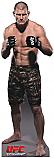 Michael Bisping - UFC Cardboard Cutout Standup Prop