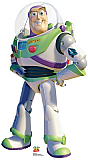 Buzz Lightyear - Toy Story Cardboard Cutout Standup Prop