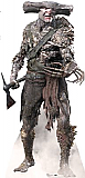 Maccus - Pirates of the Caribbean - Cardboard Cutout/Standup