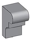 M16 - Architectural Foam Shape - Molding