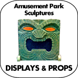 Amusement Park Sculptures, Props and Displays