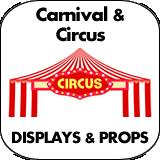 Carnival & Circus Cardboard Cutout