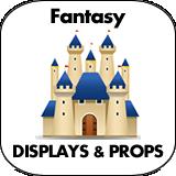 Fantasy Cardboard Cutout