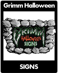 Grimm Halloween Signs