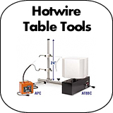 Hotwire Table Tools