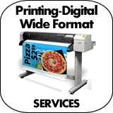 Printing - Digital Wide Format