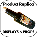Product Replica Displays & Props