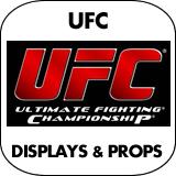 UFC Cardboard Cutout Standup Props