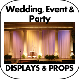 Wedding, Event & Party Displays