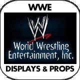 WWE Cardboard Cutout Standup Props