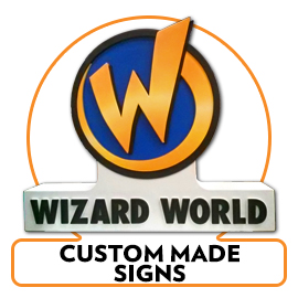 custom 3d foam,wood and plastic signs and monuments