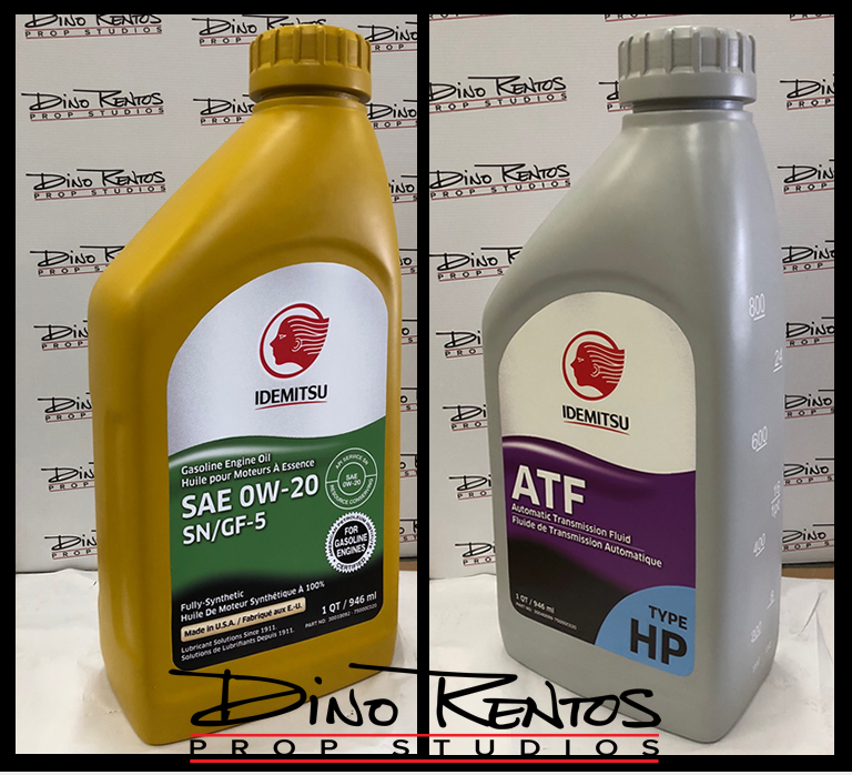 Custom Large Bottle Product Replicas for tradeshows conventions and expositions