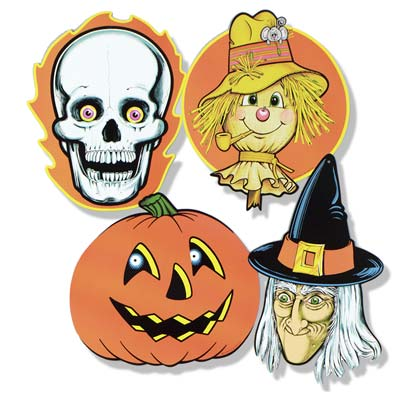 Halloween Cutouts 16