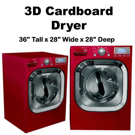 3D Cardboard Dryer