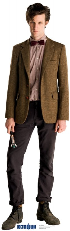 Doctor Who 5 - Doctor Who Cardboard Cutout Standup Prop