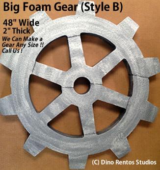 "48"" Big Foam Gear-B Prop"