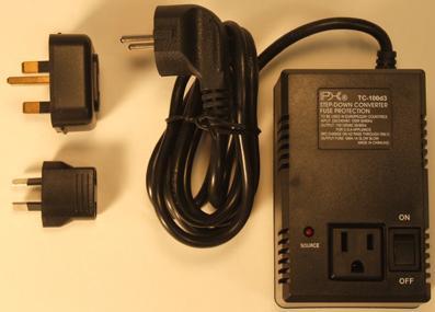 Bow & All Tools International Power Converter