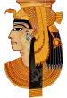 Egyptian Queen Cardboard Cutout Standup Prop