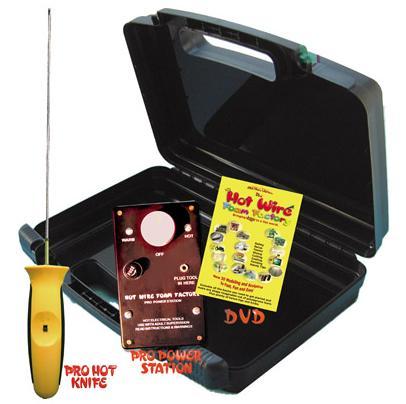 "Pro 8"" Hot Knife Kit"
