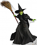 The Wicked Witch of the West - 75th Anniversary - The Wizard of Oz Cardboard Cutout Standup Prop