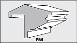 PA6 - Architectural Foam Shape - Parapets & Caps
