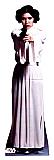 Princess Leia Organa Cardboard Cutout Standup
