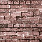 """Cardboard Roll - Terracotta Brick - 48"""" x 25'"""