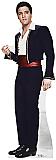 Elvis Bolero Jacket (Talking) - Elvis Cardboard Cutout Standup Prop